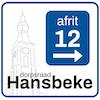 Afrit 12 Hansbeke